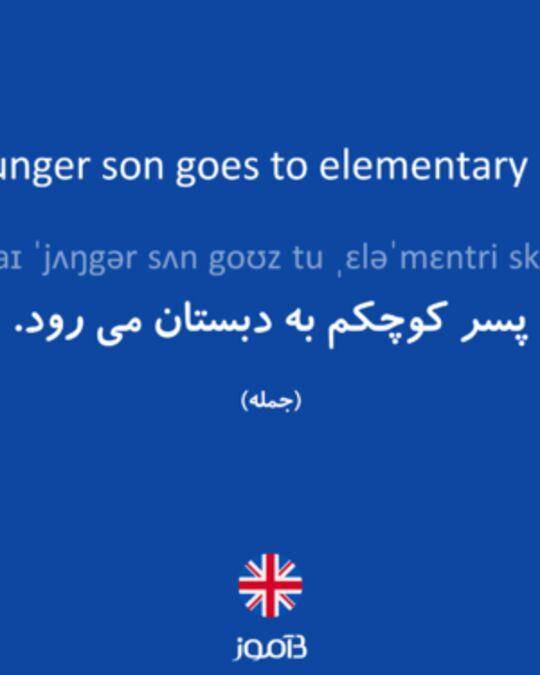 تصویر معنی و ترجمه لغت spill -