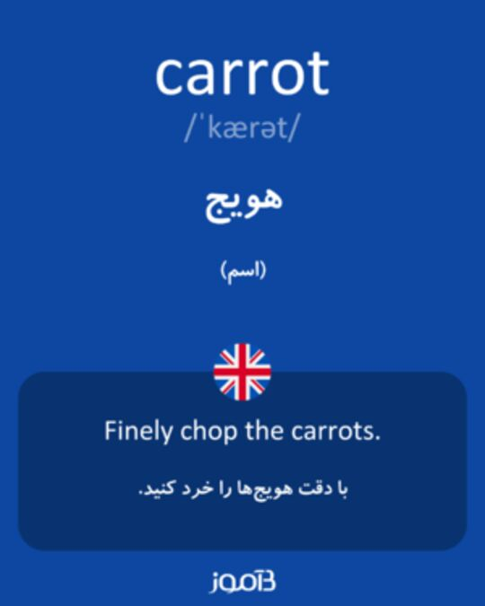 تصویر معنی و ترجمه لغت hairdresser - دیکشنری انگلیسی  به فارسی