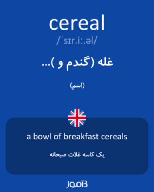 تصویر معنی و ترجمه لغت nurse - دیکشنری انگلیسی  به فارسی