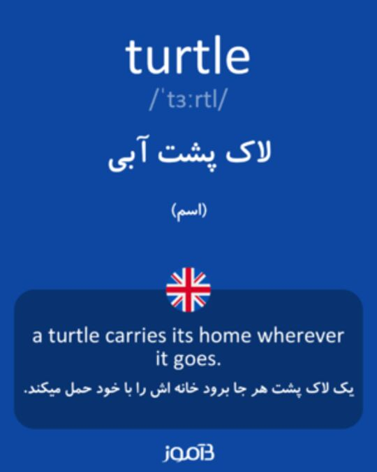 تصویر معنی و ترجمه لغت concern -